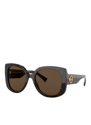 Versace ve4387 Sonnenbrille Damen, Braun