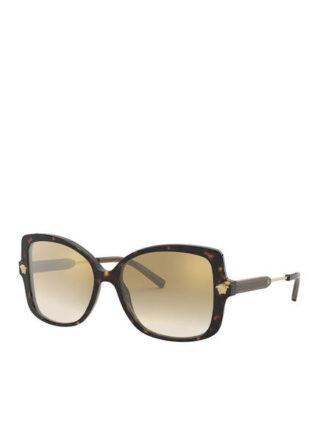 Versace ve4390 Sonnenbrille Damen, Braun