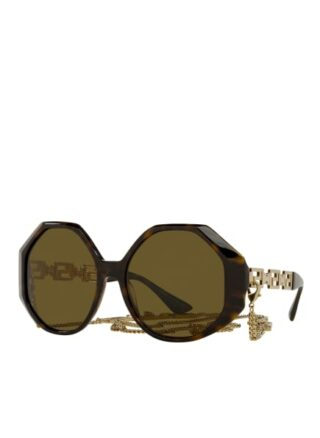 Versace ve4395 Sonnenbrille Damen, Braun
