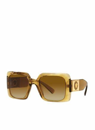 Versace ve4405 Sonnenbrille Damen, Beige