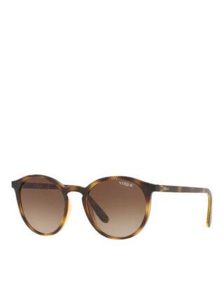 Vogue 0Vo5215S Sonnenbrille Damen, Braun