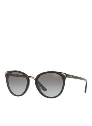 Vogue vo5230s Sonnenbrille Damen, Schwarz