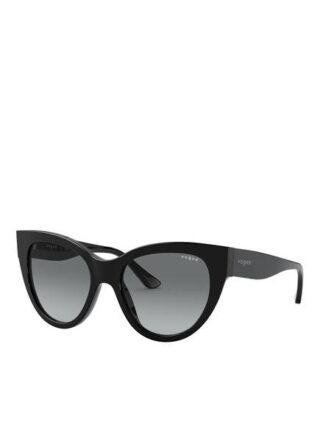 Vogue vo5339s Sonnenbrille Damen, Schwarz