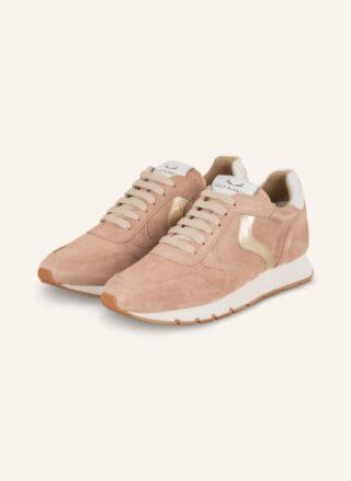 Voile blanche Julia Plateau-Sneaker Damen, Pink