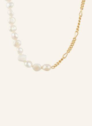 WALD Pas De Deux Halskette Damen, Gold