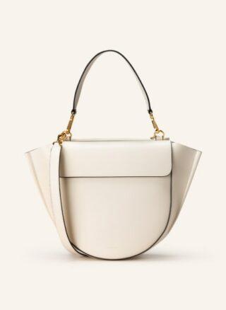 WANDLER Hortensia Medium Handtasche Damen, Grau