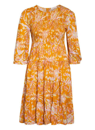 WATERCULT Jacobean Flirt Strandkleid Damen, Orange