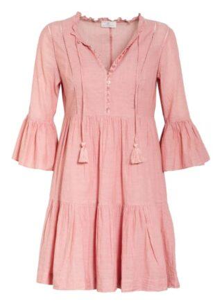 WATERCULT Nu Bohème Strandkleid Damen, Pink