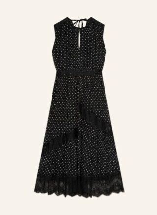 WHISTLES Ausgestelltes Kleid Damen, Schwarz