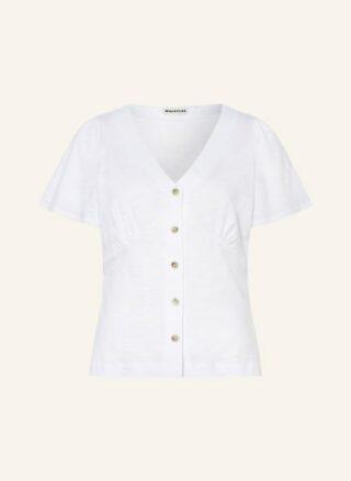 WHISTLES Bluse Damen, Weiß