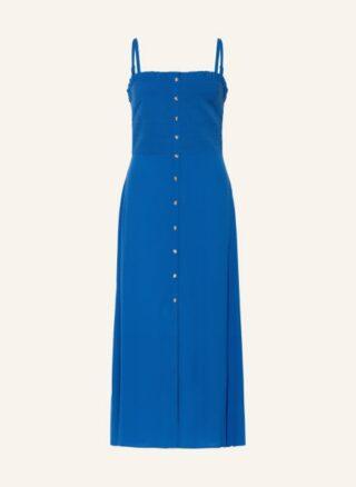 WHISTLES Gracia Kleid in A-Linie Damen, Blau
