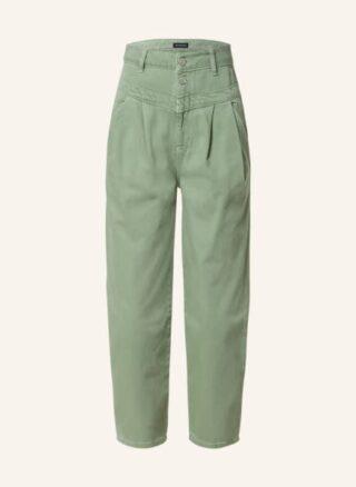 WHISTLES Jean Jeans-Culotte Damen, Grün