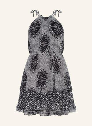WHISTLES Kleid in A-Linie Damen, Schwarz