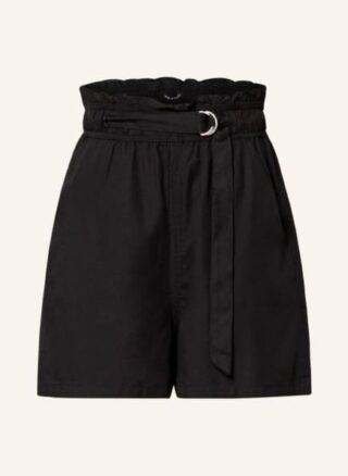 WHISTLES Shorts Damen, Schwarz