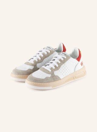 WOMSH Hyper Plateau-Sneaker Damen, Beige