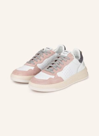 WOMSH Hyper Plateau-Sneaker Damen, Pink
