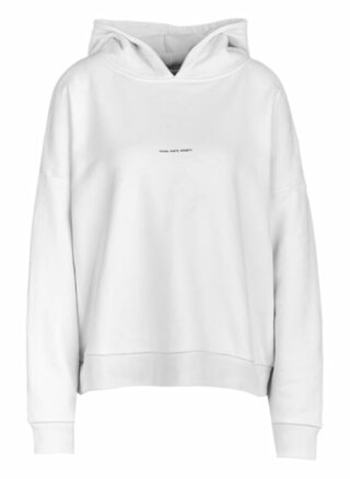 YOUNG POETS SOCIETY Be A Poem Mia 214 Loose Fit Hoodie Damen, Weiß