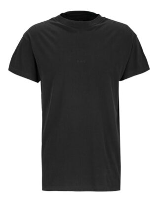 YOUNG POETS SOCIETY Daylen Logo T-Shirt Herren, Schwarz