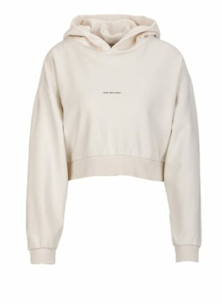 YOUNG POETS SOCIETY Jola Sweat Cropped 214 Cropped Fit Hoodie Damen, Weiß