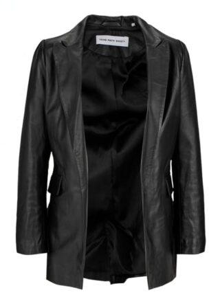 YOUNG POETS SOCIETY Palina Soft 214 Regular Fit Blazer Damen, Schwarz