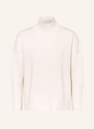 Zimmermann Concert Cashmere-Pullover Damen, Weiß