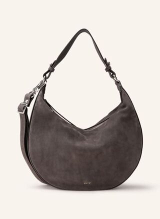 abro Lulu Small Hobo-Bag Damen, Grau