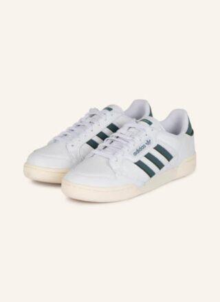 adidas Originals Continental 80 Stripes Sneaker Herren, Weiß