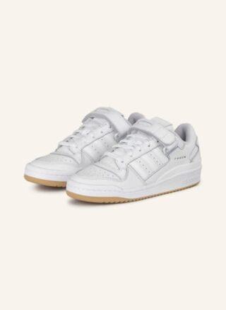 adidas Originals Forum Low Sneaker Herren, Weiß