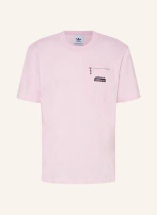 adidas Originals R.Y.V. T-Shirt Herren, Pink