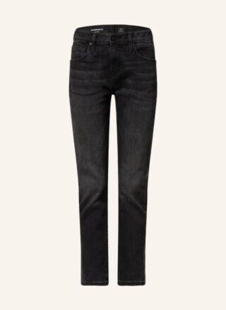 ag jeans Boyfriend Jeans Damen, Schwarz