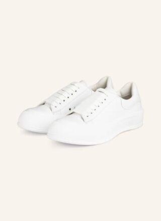 alexander mcqueen Sneaker Herren, Weiß