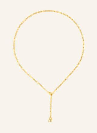 ariane ernst Bicycle Chain Kette Damen, Gold
