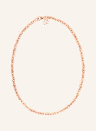ariane ernst Bold Chain Kette Damen, Pink