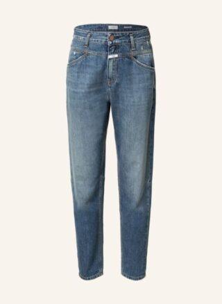 closed Jeans Boyfriend Jeans Damen, Blau