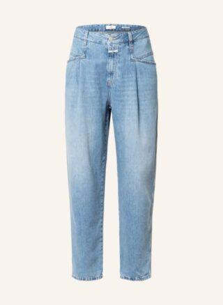 closed Pearl Boyfriend Jeans Damen, Blau