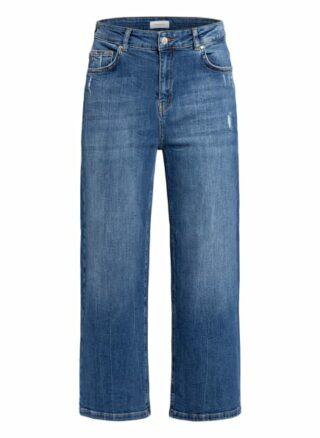 darling harbour Jeans-Culotte Damen, Blau