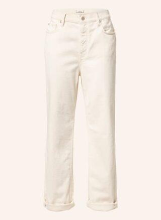 dorothee schumacher Boyfriend Jeans Damen, Weiß
