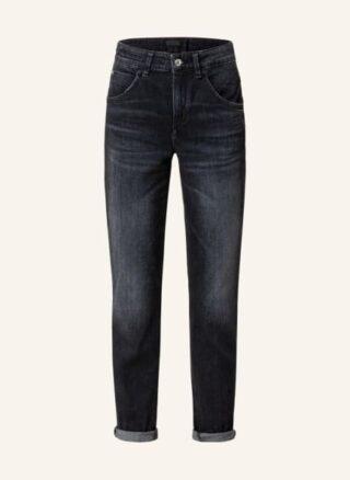 drykorn Like Straight Leg Jeans Damen, Grau