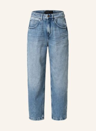 drykorn Shelter Boyfriend Jeans Damen, Blau