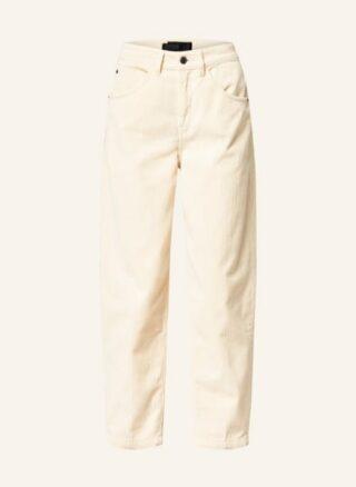 drykorn Shelter Boyfriend Jeans Damen, Weiß