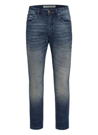 drykorn West Slim Fit Jeans Herren, Blau
