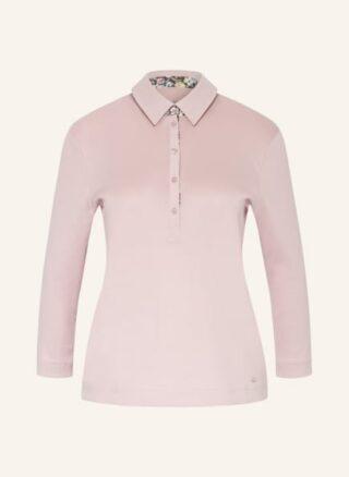 efixelle Jersey-Poloshirt Damen, Pink