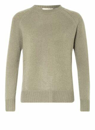 lilienfels Cashmere-Pullover Damen, Grün