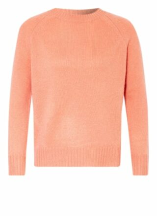 lilienfels Cashmere-Pullover Damen, Orange