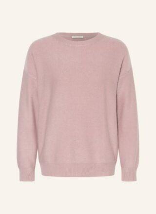 lilienfels Cashmere-Pullover Damen, Pink