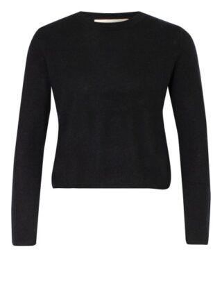 lilienfels Cashmere-Pullover Damen, Schwarz