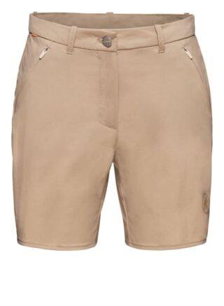 mammut Hiking Shorts Damen, Beige