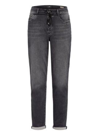 mavi Jeans Georgia Straight Leg Jeans Damen, Grau