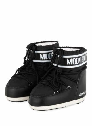 moon boot Boots Classic Low Winterboots Damen, Schwarz