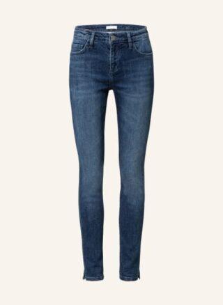 rich&royal Skinny Jeans Damen, Blau